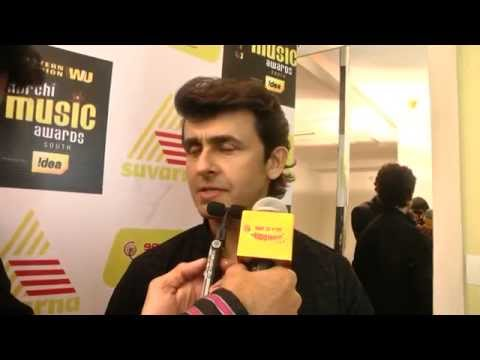 #MMASouth Best Male Vocalist Sonu Nigam Kannada Songs specially...