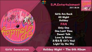 소녀시대 (Girls Generation) Holiday Night - The 6th Album [Full Album]
