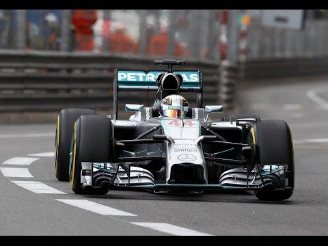 Lewis Hamilton, Monaco Grand Prix 2015, Monte Carlo, Monaco, Europe