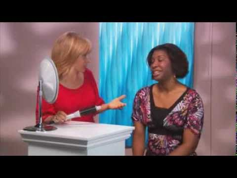 ... Hair To Perfected Shiny Waves - Perfecter Fusion Styler - YouTube
