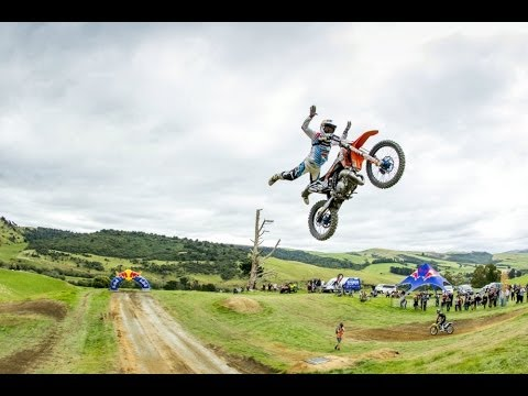 Best BMX and FMX tricks from Red Bull Farm Jam
