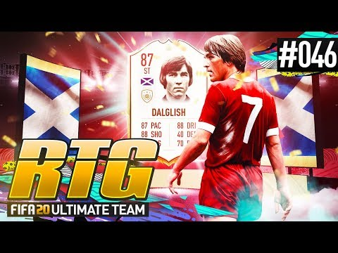 KING KENNY IS UNREAL! - #FIFA20 Road to Glory! #46 Ultimate Team