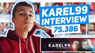KAREL99 : Buzz grace a Julia gameuse ? : INTERVIEW