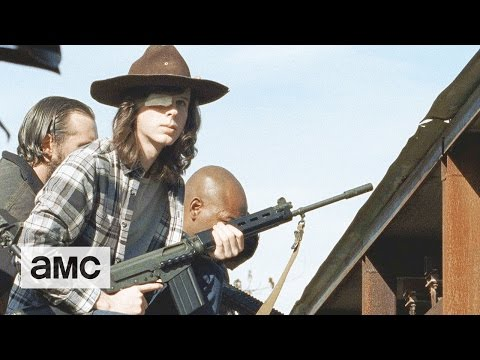 The Walking Dead: Next on: 'The First Day of the Rest of Your Life' Season Finale