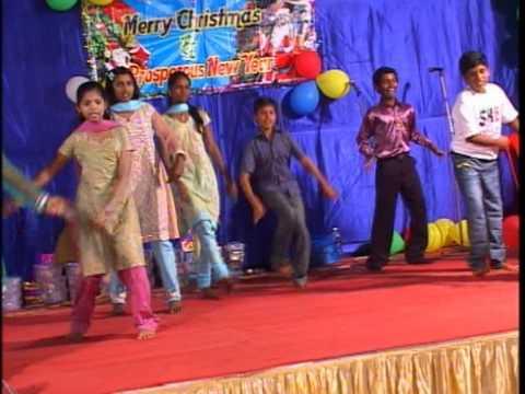 Tamil Christian Dance - Aaanantha Kuthaduvein Dance video