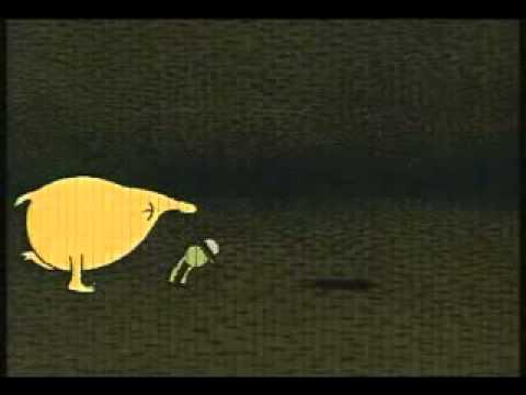 Советский психоделический мультфильм \ Soviet psychedelic cartoon