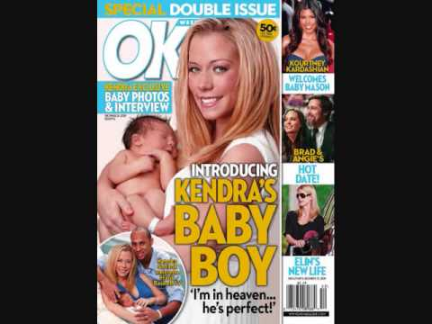 The New Offcial Pictures of kendra wilkinson baskett and her baby boy hank the VI only in OK MAGAZINE song :party in the usa by miley cyrus the girls next do...