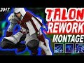 TALON REWORK MONTAGE | PARKOUR | BEST TALON PLAYS @LeagueOfLegends