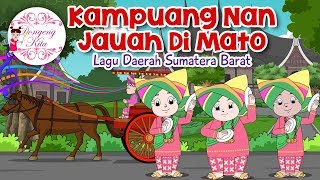Download Lagu Kampuang Nan Jauah Di Mato | Lagu Daerah Sumatera Barat | Budaya Indonesia | Dongeng Kita Gratis STAFABAND