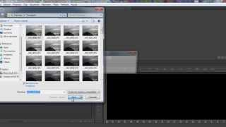 Crear TimeLapse desde Adobe Premiere / how to make a TimeLapse in Adobe Premiere