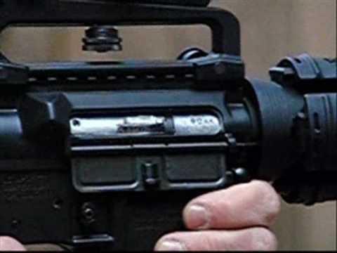 Walther Colt M4 calibro .22 lr