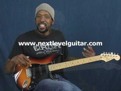 Learn Blues guitar rhythms&Licks lesson Howlin Wolf Buddy Guy style
