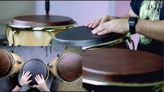 How To Do A Melodic Tumbao on 2 or 3 Congas
