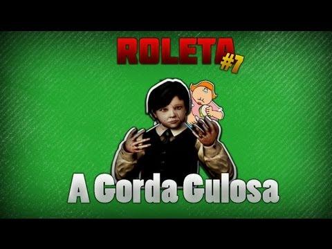 Roleta#7 Lucius-A Gorda Gulosa