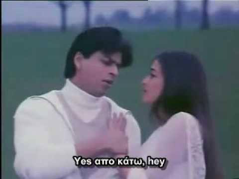 hindi song  greek lyrics parody - an ton gamisei ton allon