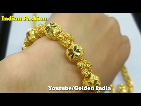 Latest Gold Necklace design Jewellery with weight  | Earrings | Pendent | Gold Jewelry
