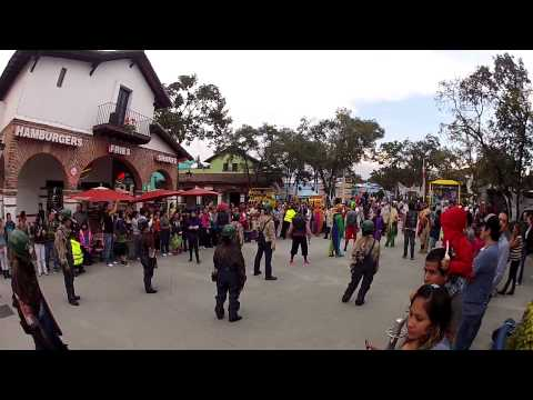 Six Flags Festival del Terror 2013