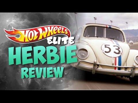 Herbie The Love Bug - Hot Wheels Elite Review