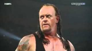 Nexus Attack Undertaker On Raw