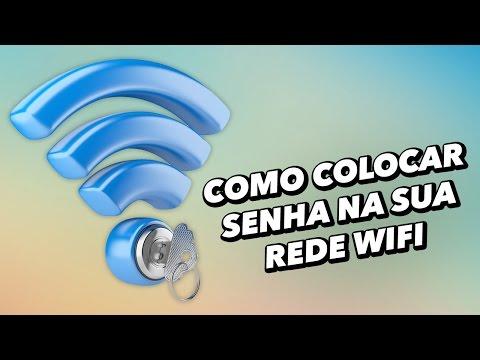 Como colocar senha na sua rede WiFi - TecMundo