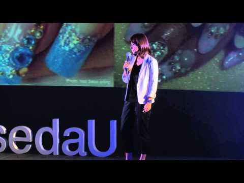 Creative minds of Japanese housewives | Yumiko Murakami | TEDxWasedaU