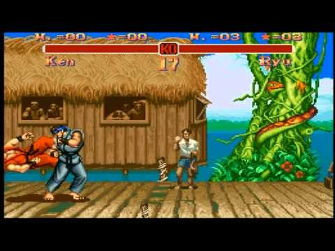Super nintendo online via zbattle eu (ryu) vs joao (Ken)