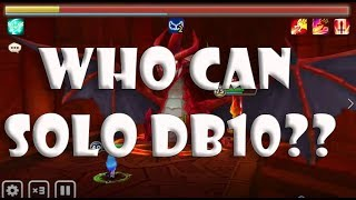 TEN Monsters Who Can Solo DB10!