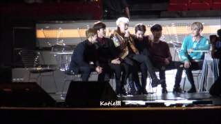 [fancam]151202 Exo Sehun focus during Big Bang Seungri Performance @2015 MAMA