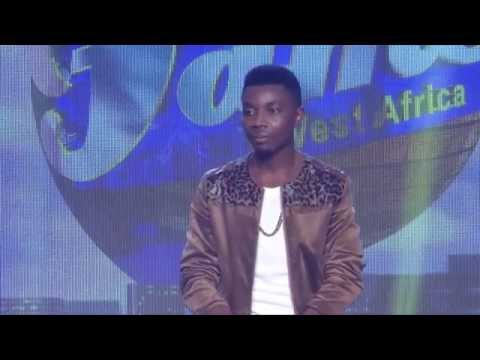 Emeka Performs Beautiful Onyinye By P-square | Mtn Project Fame Season 7.0 video