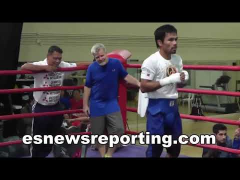 seckbach gives pacquiao props for win over algieri EsNews