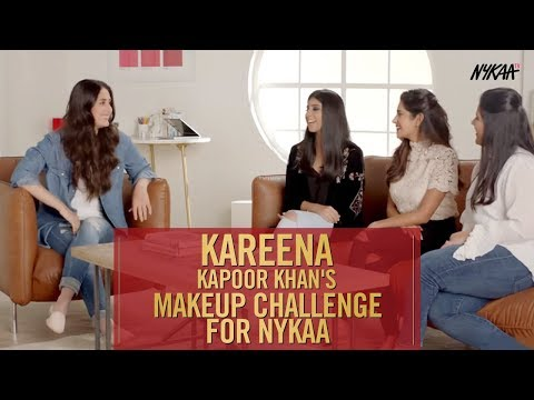 Makeup Challenge by Kareena Kapoor Khan for Nykaa | Lakme Absolute