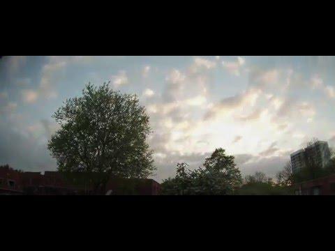 Timelapse: Hollandse luchten boven Groningen