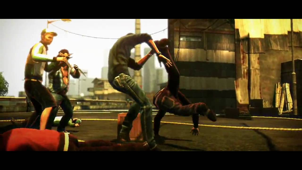 true crime hong kong pc ps3 xbox 360 official debut trailer hd