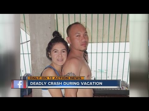 Friends help locals who died in Philippines car crash