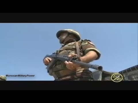 Moroccan Military Power | mission in Kosovo | KFOR | HD