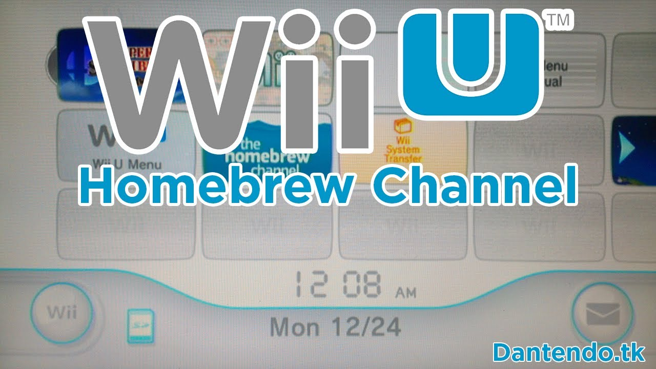how to add wii homebrew apps to sd card