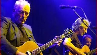 Pink Video - David Gilmour & Roger Waters (Pink Floyd) Live 2010 (Palestinian Charity)