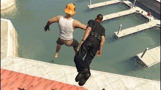 GTA 5 CRAZY Life Compilation #66 (Grand Theft Auto V Fails Funny Moments)