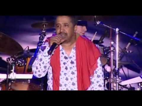Cheb Khaled - Aicha  Live in Casablanca 2007