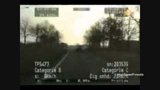 Video Daihatsu Terios ~ Holland Police Pursuit Stolen Daihatsu Terios Dashcam Video