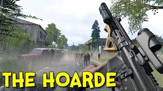 THE HORDE! - Arma 3: DayZ Exile - Ep.1