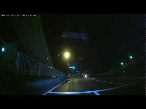 2013年1月20日 爆発音とともに関東の空を照らした流れ星