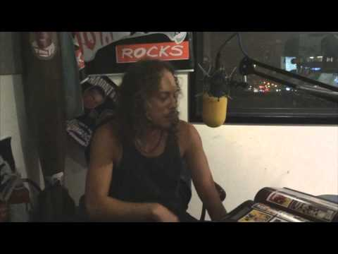Kirk Hammett of Metallica -