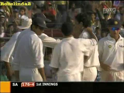Irfan Pathan *magic ball* vs Hashim Amla, UNPLAYABLE