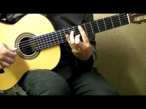 Zapateado - falseta de Emilio Maya