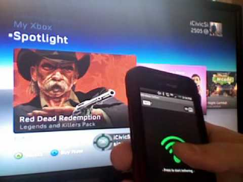 Xbox Live using Droid Wireless Tether