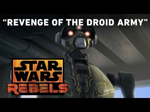 Revenge of the Droid Army - The Last Battle Preview  Star Wars Rebels