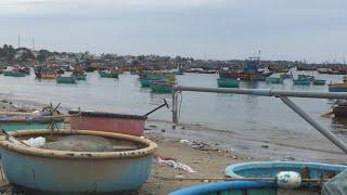 Awesome Phan Thiet sea side
