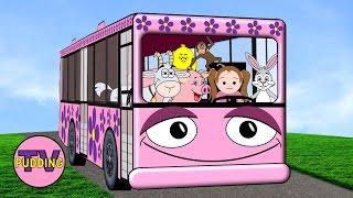 Hjulene på bussen m.m. - Norske barnesanger