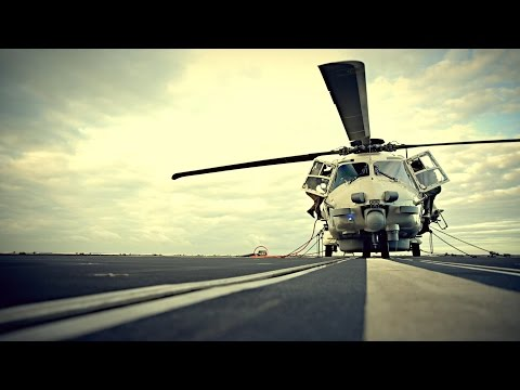 NH90-gevechtshelikopter beschermt tegen onderzeebootdreiging